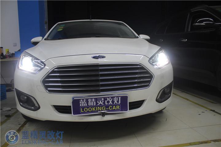 上海福特改装车灯