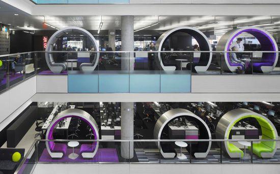 高档办公室装修设计