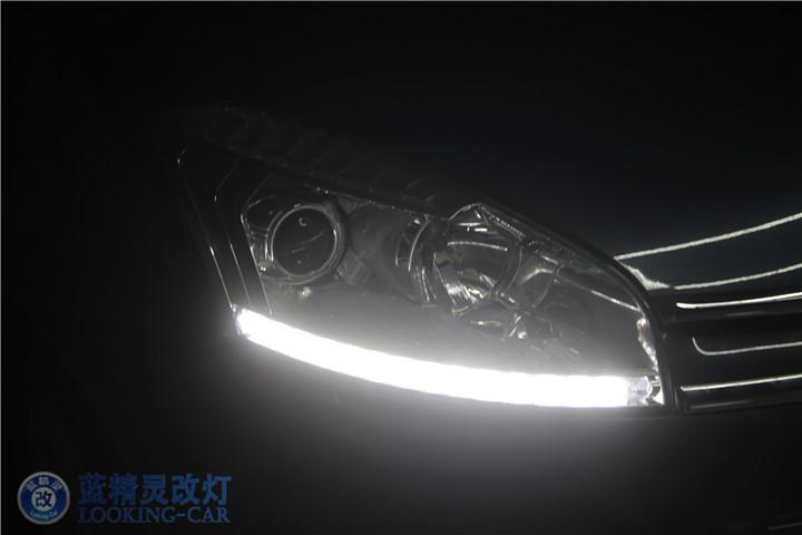 上海改装大灯总成
