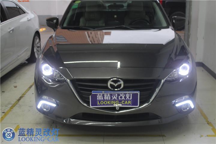 上海LED车灯改装