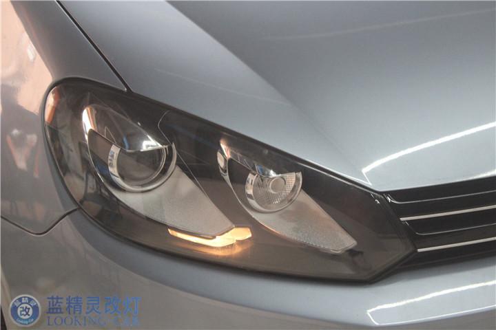 上海汽车大灯改装