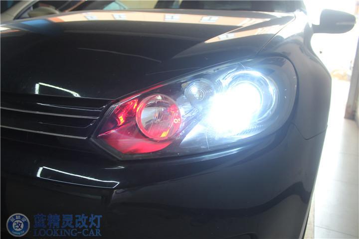 上海松江改装氙气灯