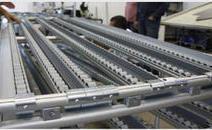 生产设备制造商从钢到铝的转换,实现精益生产