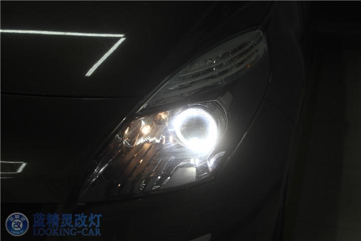 上海雷诺改装车灯