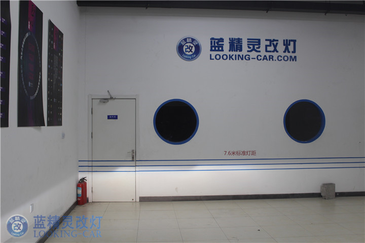 上海LED车灯升级