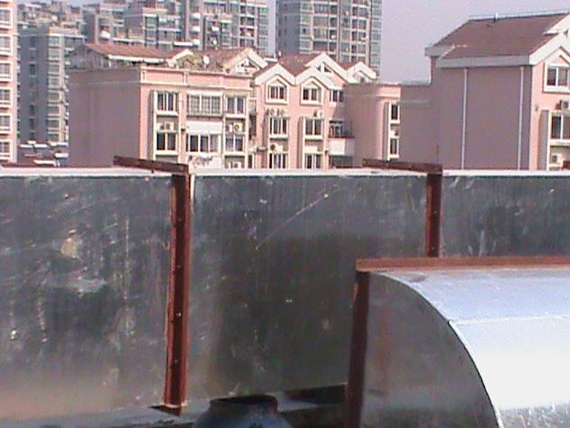 排烟管道烟罩加工