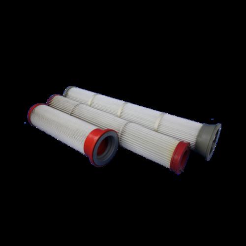Long filter cartridge