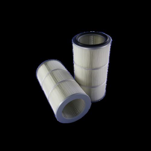 Polyester filter cartridge