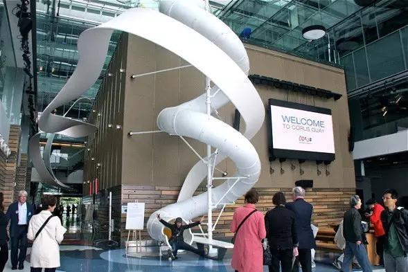 加拿大多伦多创意办公室设计