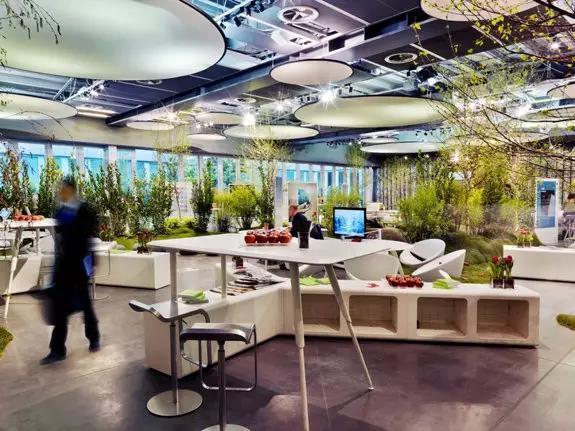 意大利创意办公室设计
