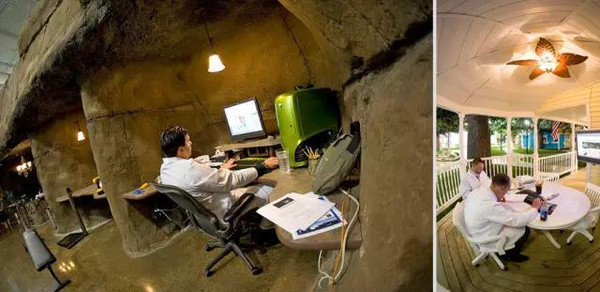 美国匹兹堡创意办公室设计