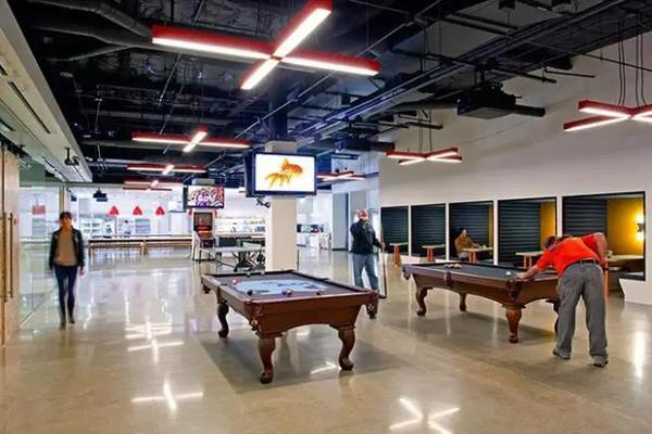 加州帕罗奥图创意办公室设计