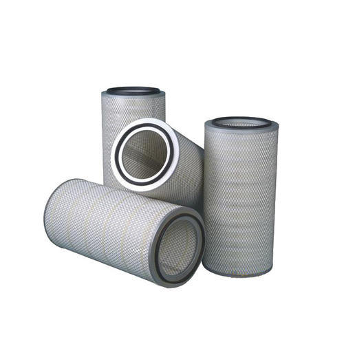 Self-cleaning filter special filter cartridge