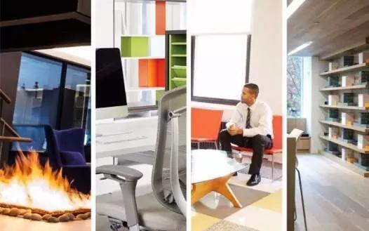 希望你可以在喜欢的办公室里 度过生命的三分之一