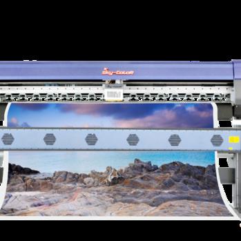 SC—1602压电写真机