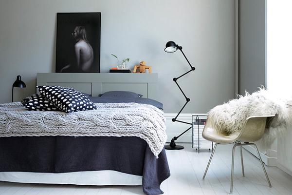 48个北欧风格卧室装修效果图,喜欢就赶快打包带走吧!