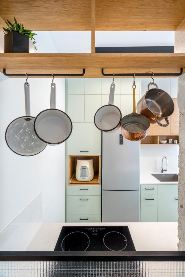 挑战不可能:58平公寓,满足工作与生活的双重需求