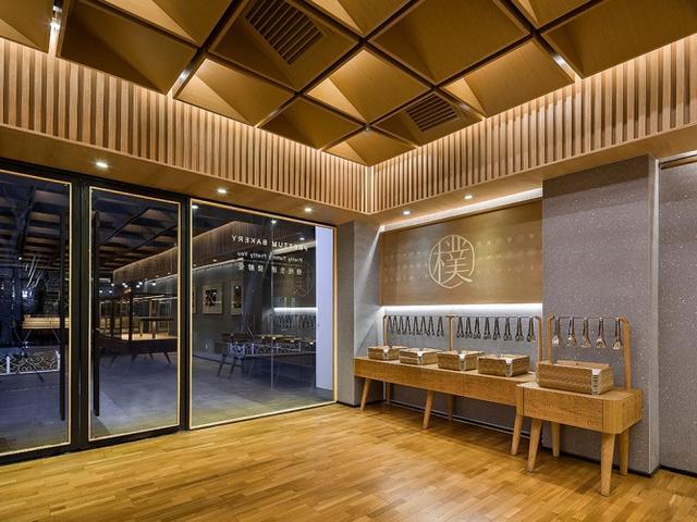 商业空间:在樸悦間,遇见有生命的面包