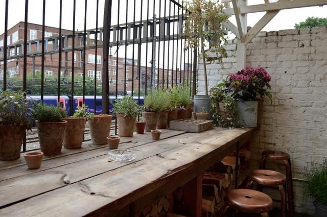 商业空间:英国伦敦West Thirty Six餐厅