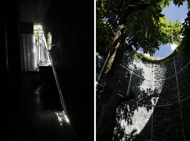 设计赏析:开放有趣别具风格的越南岩石屋