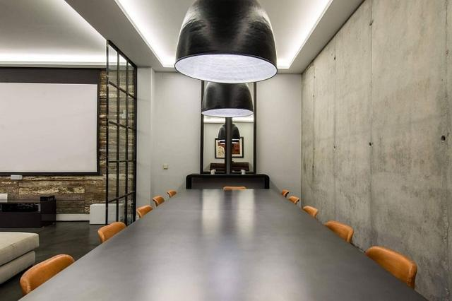 设计赏析:现代工业风格住宅的魅力
