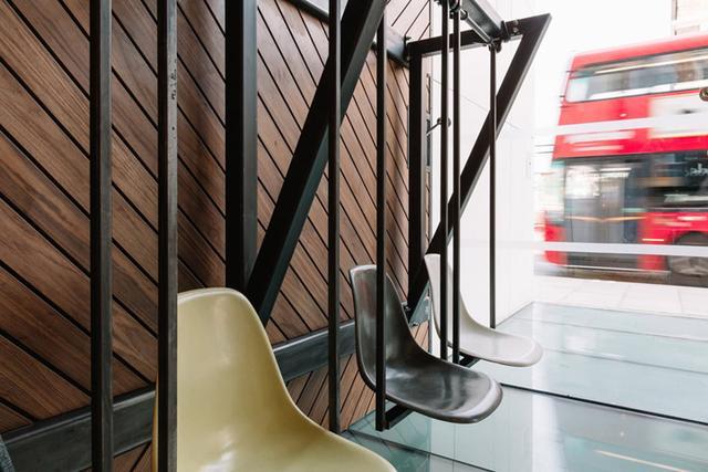 办公空间:WeWork联合办公帕丁顿旗舰店设计