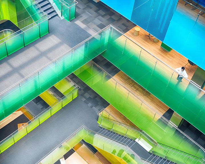 办公室设计,苏州办公室设计,微软企业办公室设计,Microsoft Offices Design