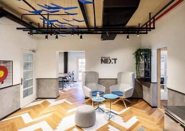 建筑改造:19世纪老建筑变身为三星NEXT现代前卫办公室