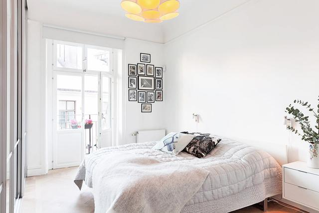 设计赏析:瑞典120㎡北欧风格质感公寓
