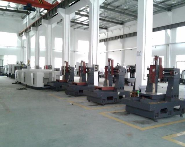 CNC加工中心,雕铣机工厂