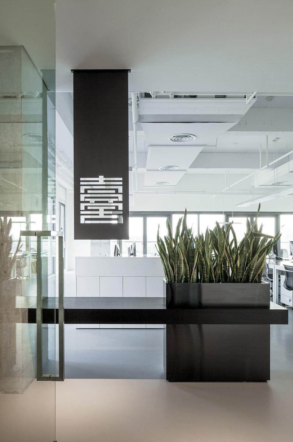 个性办公室设计