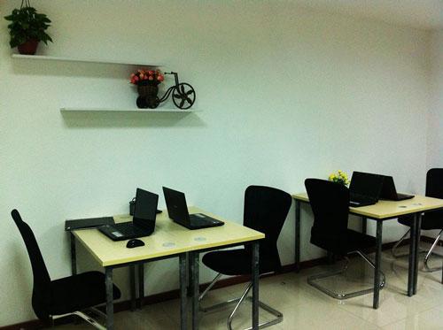 小型办公室装修