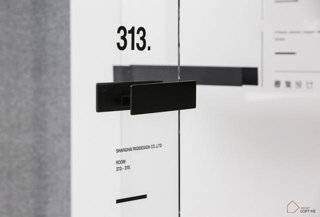 如似例案 多姿多彩的单调—上海Rigidesign工作室