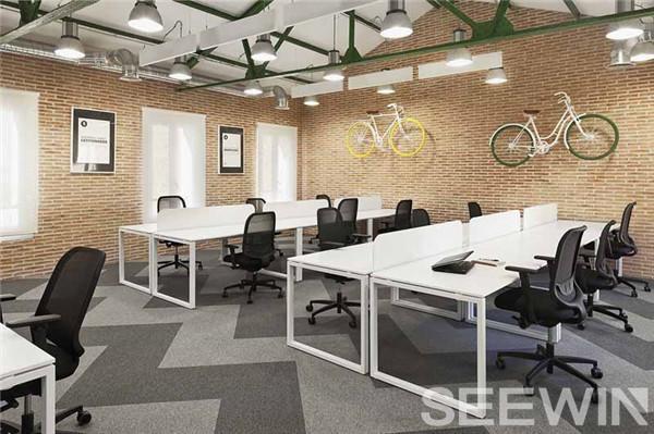 时尚潮流的IT设计元素与古老的建筑打造*in混搭工业风