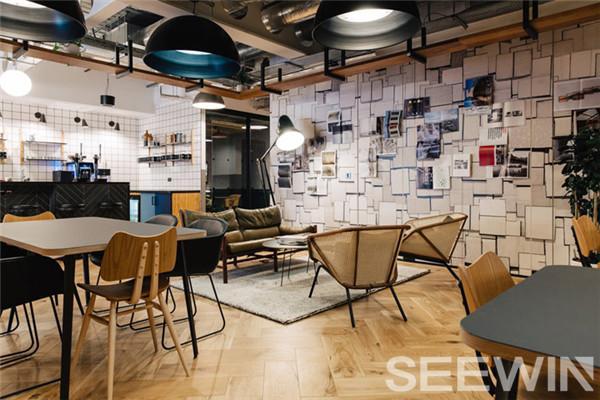 联合办公空间是孤独的自由职业者的天堂
