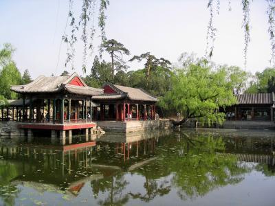 南方园林的代表大多集中于南京