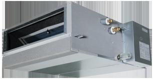 天花板內置風管機 RPI低靜壓系列