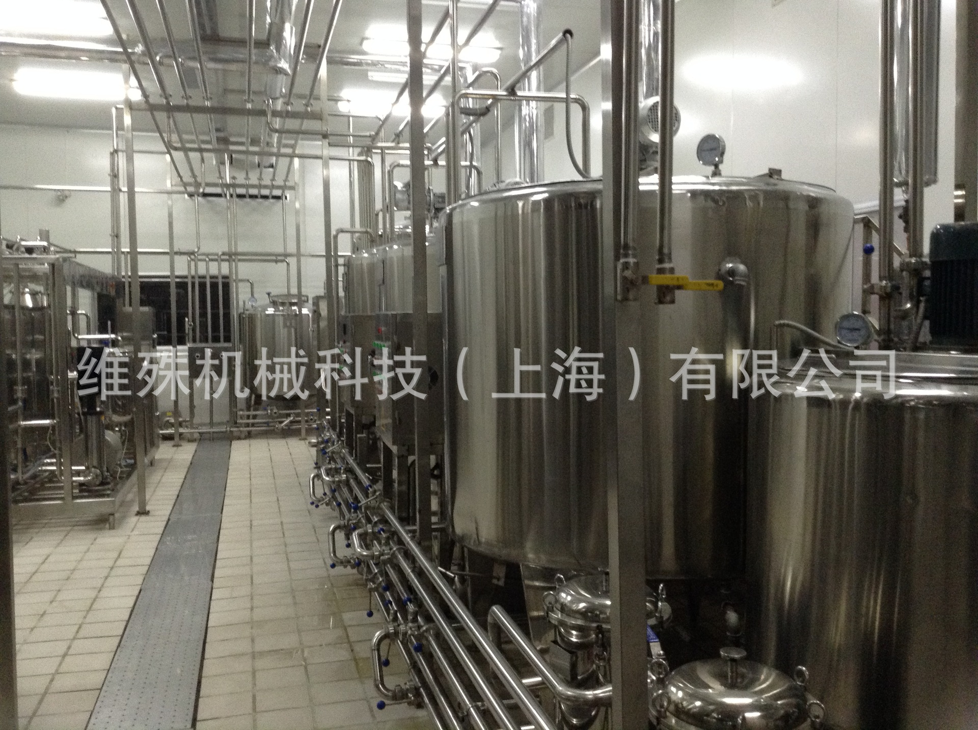 果蔬酵素发酵生产线