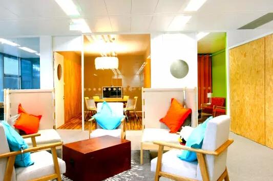 办公室色彩设计
