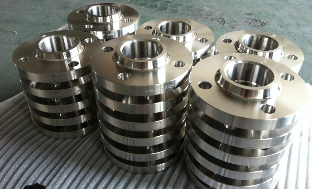 316TI STAINLESS STEEL PIPE FLANGES