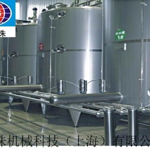 Soy milk production line