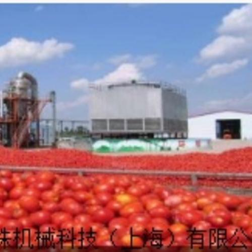Ketchup production line