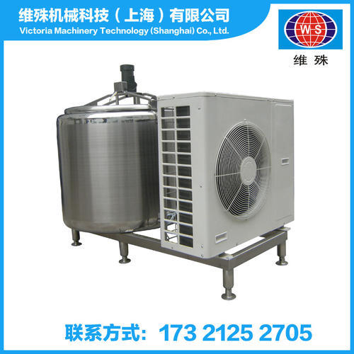 Direct cooling refrigeration tank