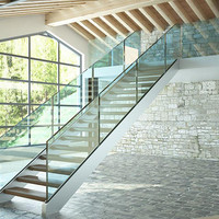 樓梯玻璃護欄