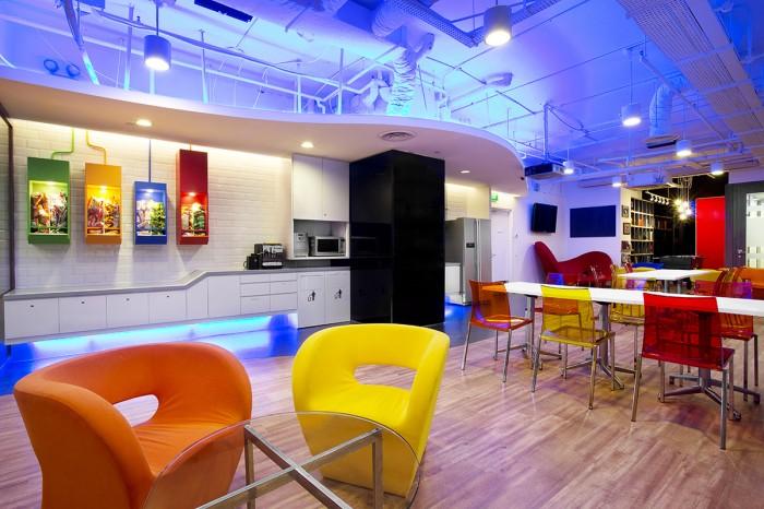 办公室走廊空间设计