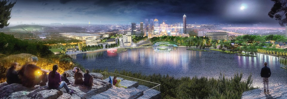 002-WINNING PROPOSAL FOR LION MOUNTAIN Park, Suzhou by TLS