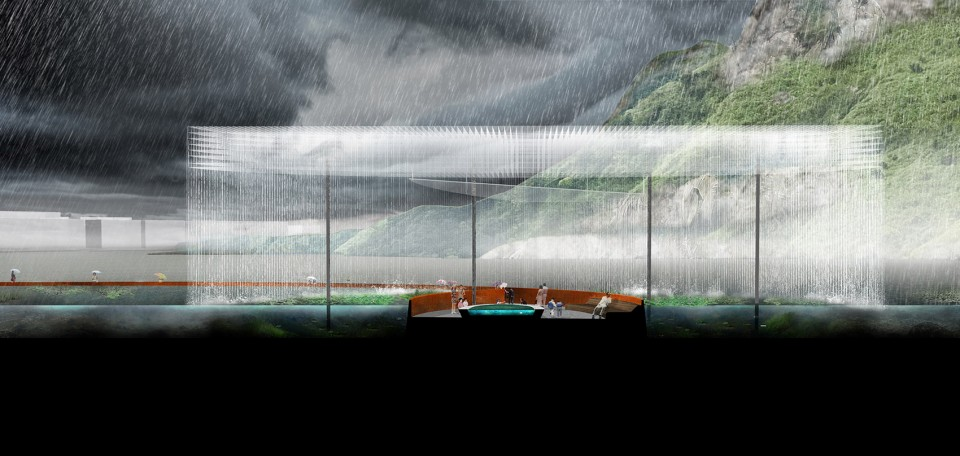 011-WINNING PROPOSAL FOR LION MOUNTAIN Park, Suzhou by TLS