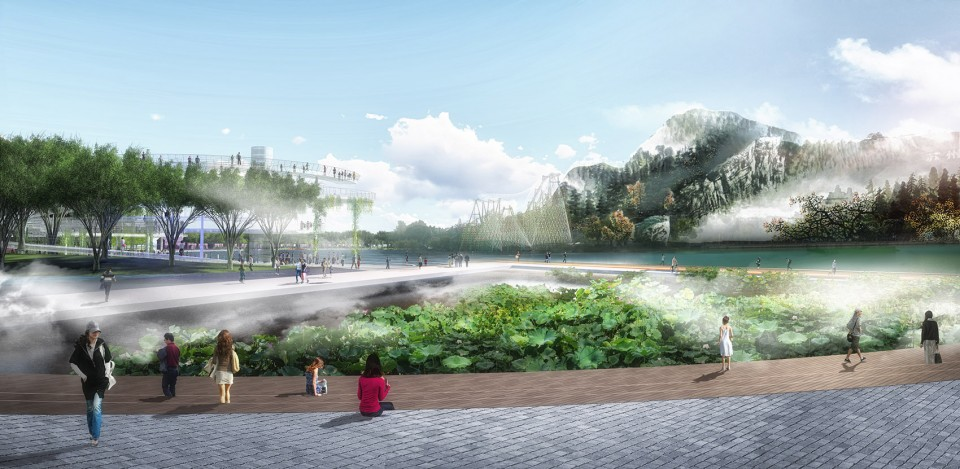 006-WINNING PROPOSAL FOR LION MOUNTAIN Park, Suzhou by TLS