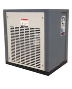 Room temperature air-cooled freeze dryer