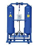 Non-thermal regeneration adsorption dryer